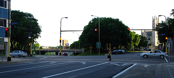 Hey, where'd 55 go?: The Last Trunk Highways in Downtown Minneapolis