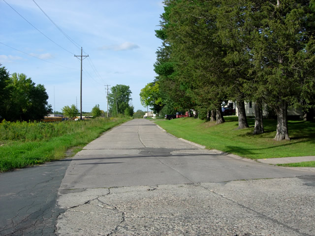 1st Street, Forest Lake