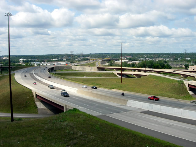 At I-494 in Newport - Click to See Gallery!