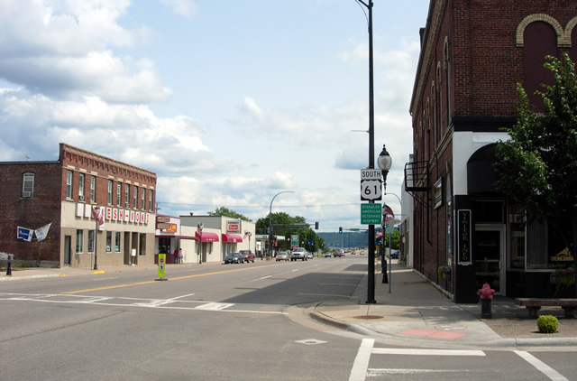 U.S. 61 in Lake City. Click image to see the gallery!