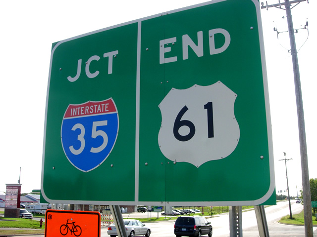 U.S. 61 in the North Metro - click the image to see the gallery!