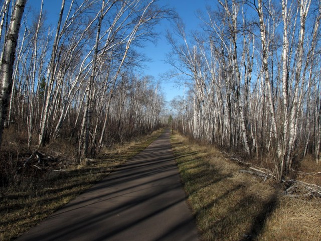 Gitchi Gami Trail at Tofte